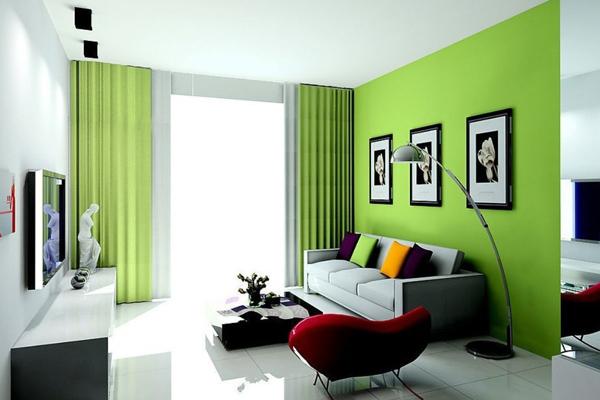 hijau netral