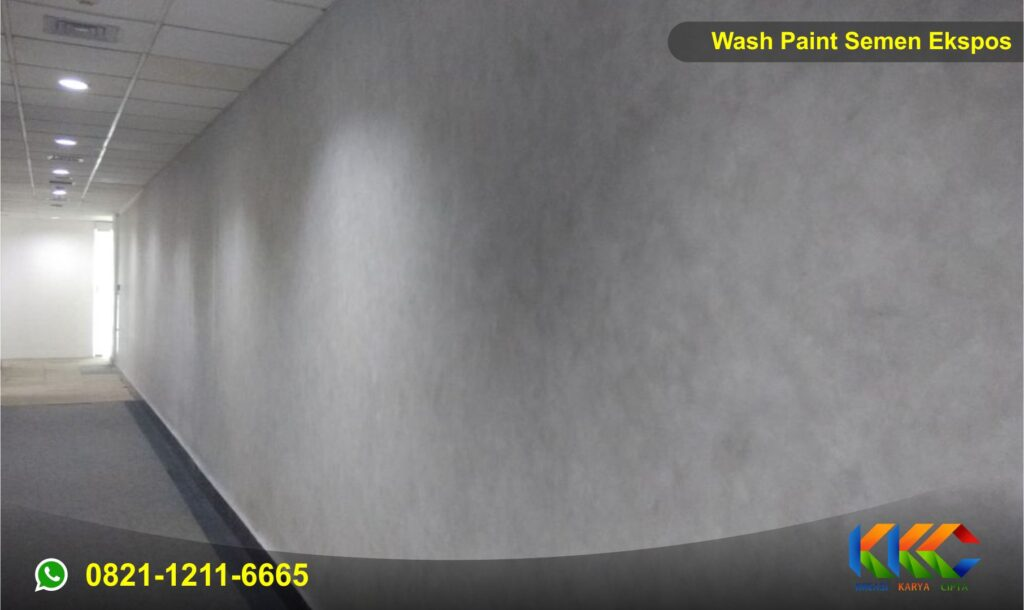 Project wash paint semen ekspos jakarta