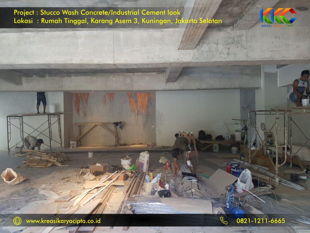 stucco industrial karang asem 3 kuningan jakarta selatan 2