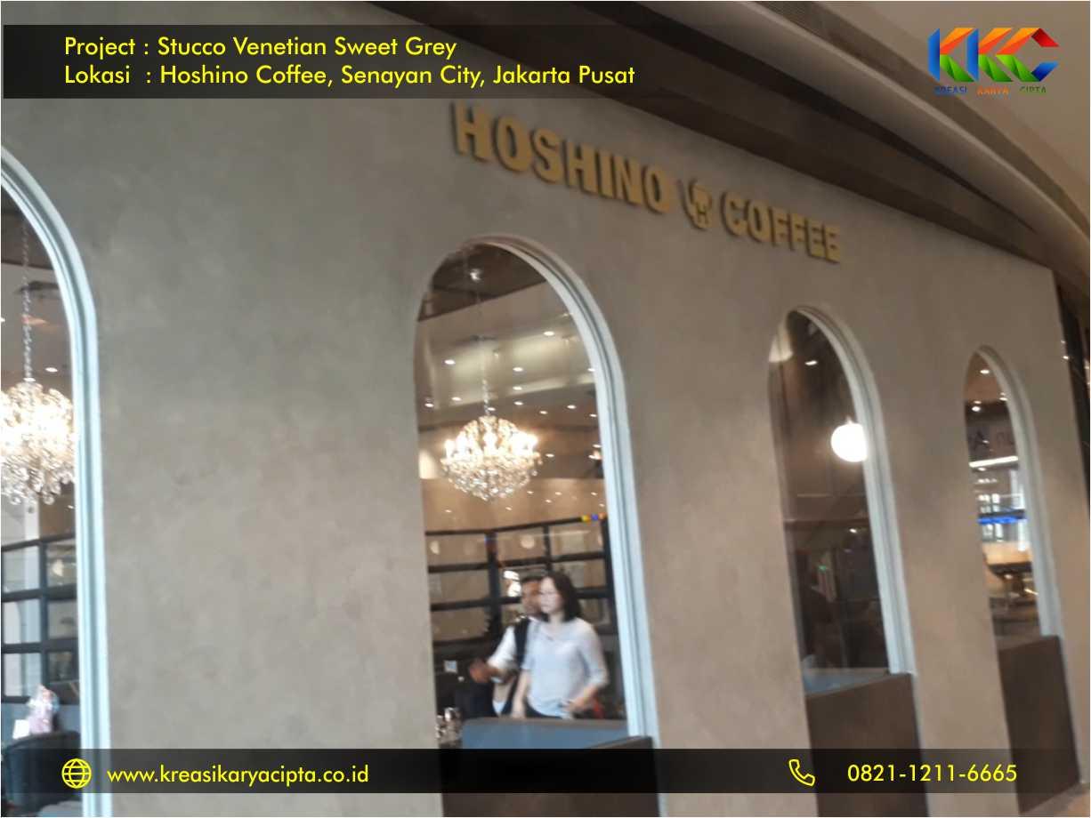 project stucco venetian sweet grey hoshino coffee jakarta pusat 1