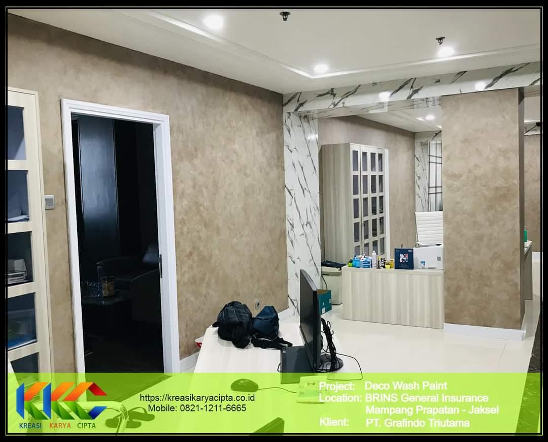 project deco wash paint jakarta selatan